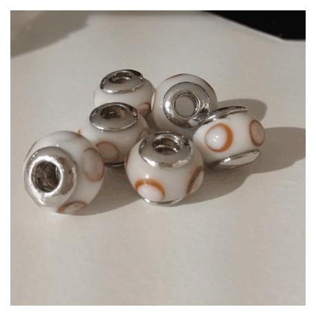 Perle couleur N°019
