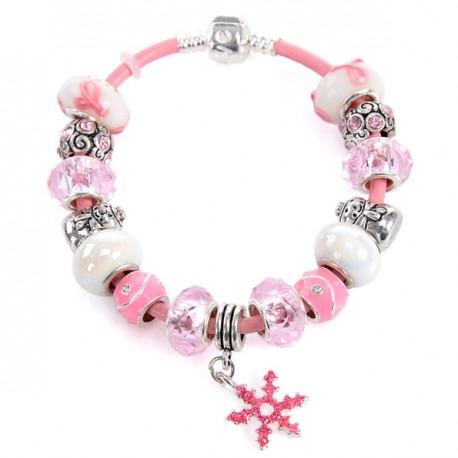 Bracelet réalisé Cuir N°03