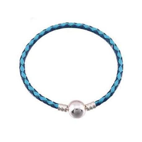 Bracelet Tressé Clip fantaisie