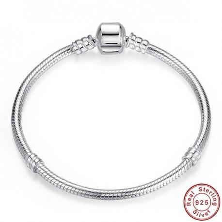 Bracelet N°0 En Argent