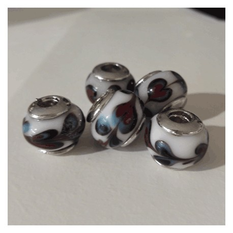 Perle couleur N°003