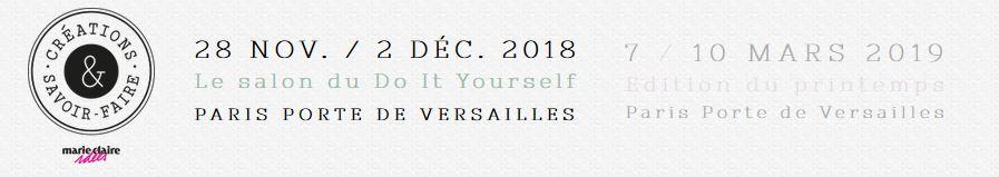 CSF 2018 création et savoir faire 2018
