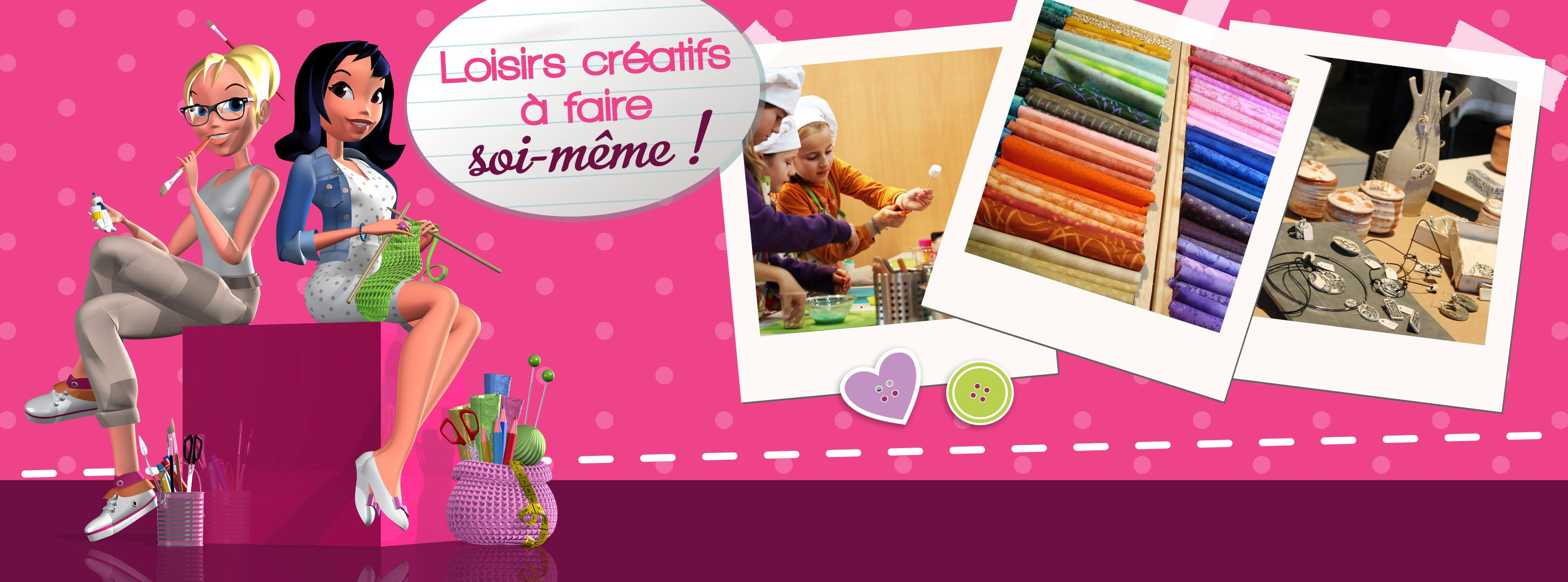 Programme 2018 aux petits loisirs for Salon creativa montpellier 2017