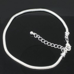 Bracelet N°03 Mousqueton