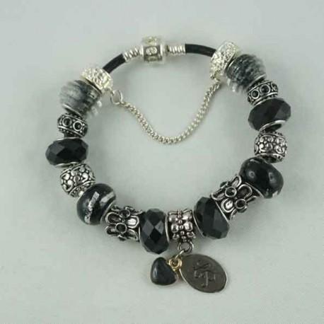Bracelet réalisé Cuir N°05