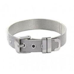 Bracelet Inoxydable Plat N°01