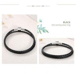 Bracelet Tressé Clip Uni 00