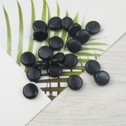 Boucle Réglable Galet Noir x 100 pièces