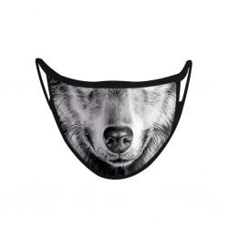 Masque Lavable Chien 02-A