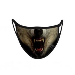 Masque Lavable Chien 02-E