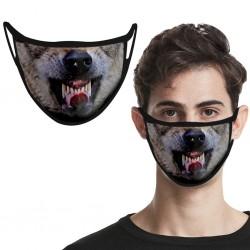 Masque Lavable Chien 02-G