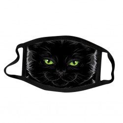 Masque Lavable Chat 01-B