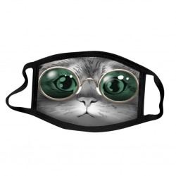 Masque Lavable Chat 01-C