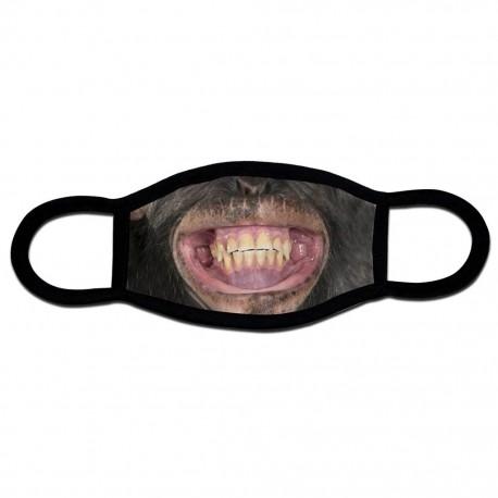 Masque Lavable à filtre réglable Léopard B