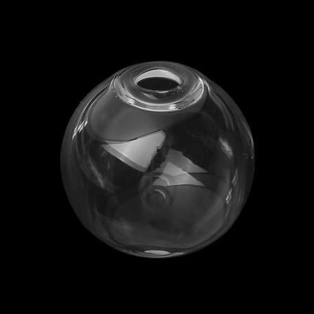 Boules en verre ronde de 08mm à remplir
