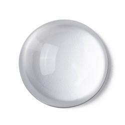 Cabochon Rond 40 mm en verre transparent R016-40